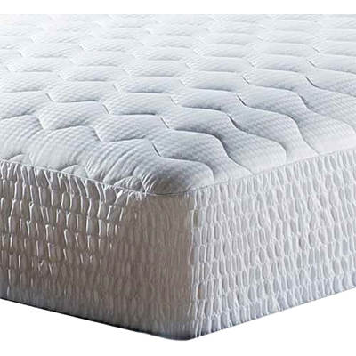 Croscill 500 Thread Count Twin-Size Mattress Pad