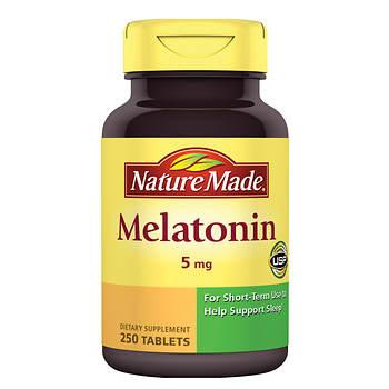 Nature Made 5mg Melatonin Tablets, 250 ct.