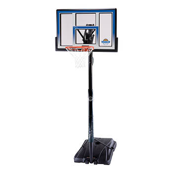 Lifetime Shatter Guard SpeedShift 48 Portable Basketball System