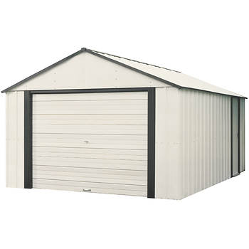 Arrow Murryhill 12' x 24' Vinyl-coated Steel Storage Building