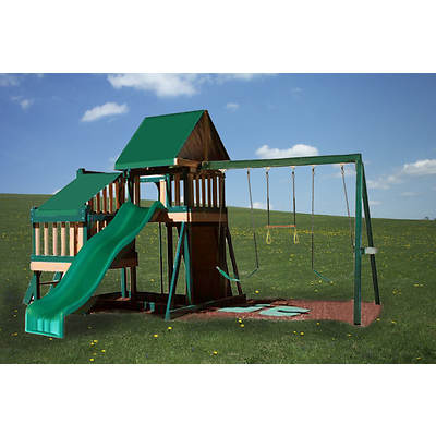 Congo Monkey Play 2 Maintenance-Free Swing Set