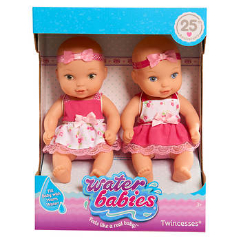 Waterbabies Twincesses Sweet Cuddler Twins - Caucasian