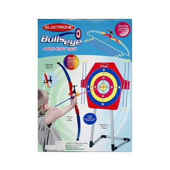Electronic Bullseye Archery Set