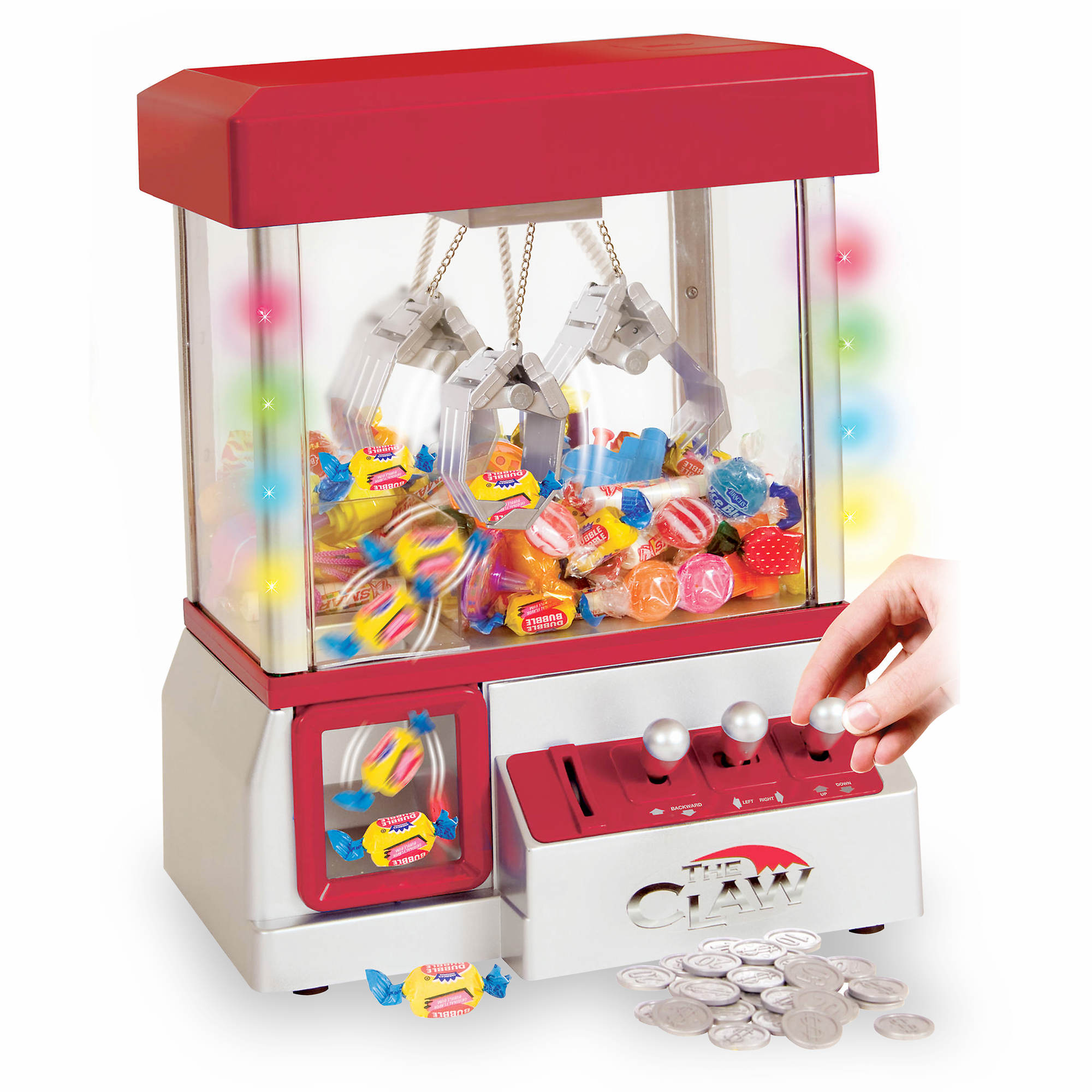Toys For 11 : Electronic claw arcade game bj s wholesale club