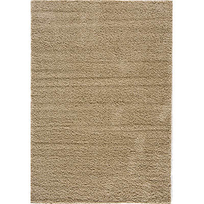 "Shaggy 5'3"" x 7'6"" Area Rug - Tan"