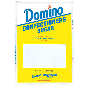 Domino Confectioners Pure Cane Sugar, 7 lbs.