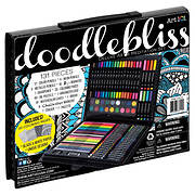 Art 101 Doodlebliss 131-Pc. Deluxe Art Set