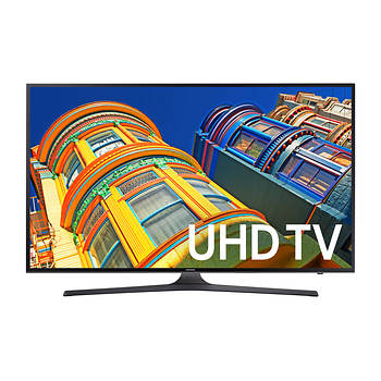 "Samsung UN50KU630D 50"" 4K UHD Smart TV"