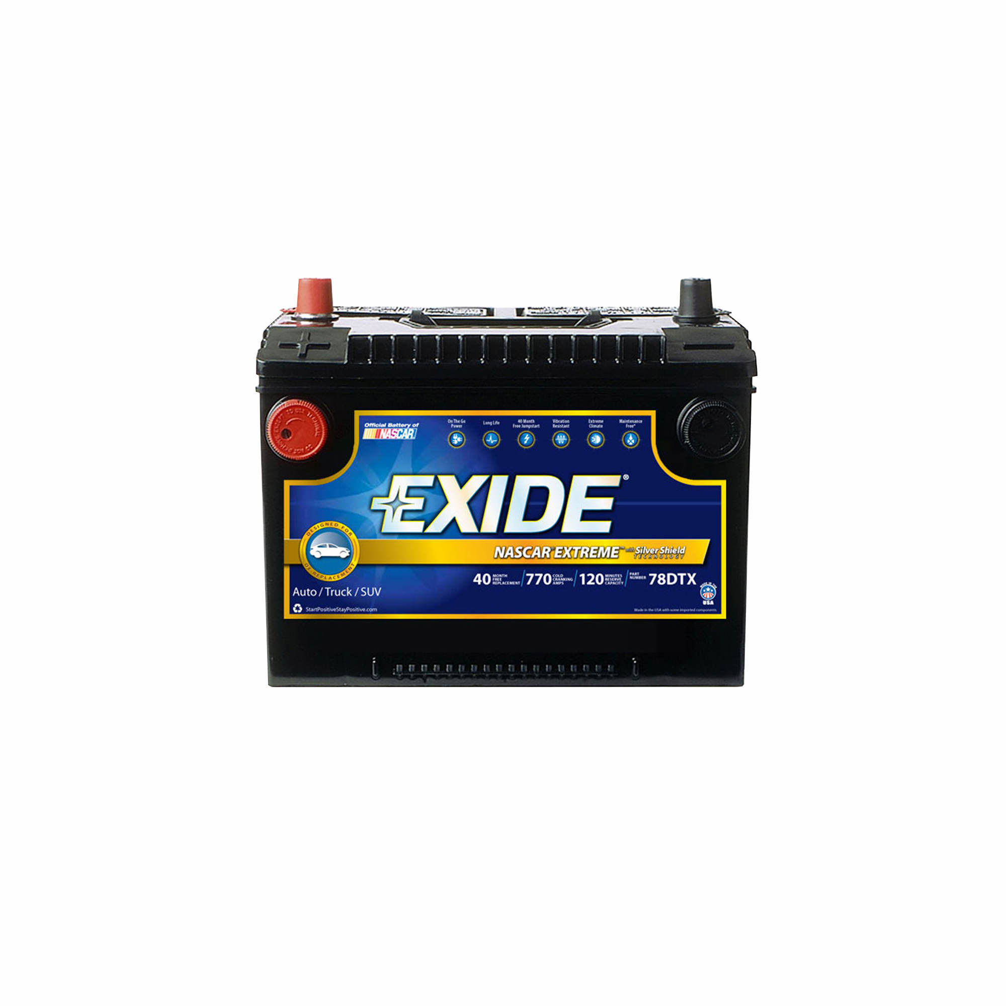 Ny honda dealer new york new amp used car newspaper ad riverhead - Exide Premium Extreme Nascar 78dtx Auto Battery