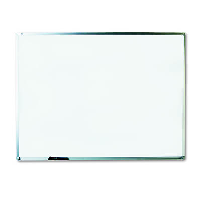 "Quartet 48"" x 36"" Standard Dry Erase Board - Aluminum Frame"