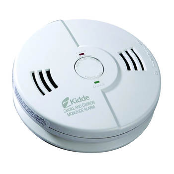 Kidde Nighthawk Battery-Operated Carbon Monoxide and Smoke Alarm