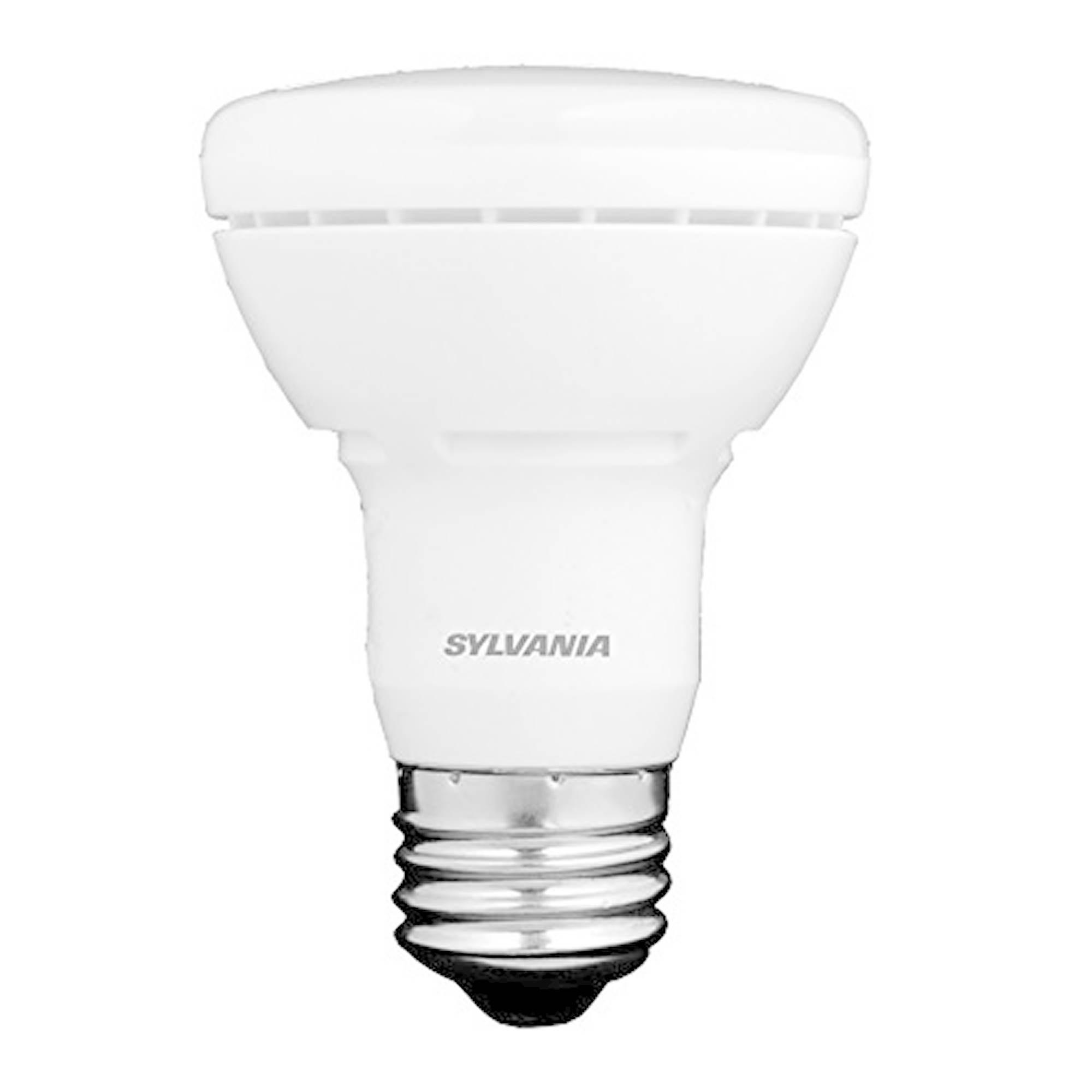 sylvania ultra 7w r20 medium base dimmable indoor led flood light bulb soft white bj 39 s. Black Bedroom Furniture Sets. Home Design Ideas