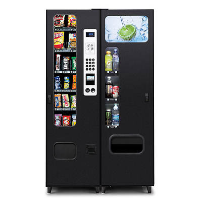 Selectivend Combo Snack and Drink Vending Machine