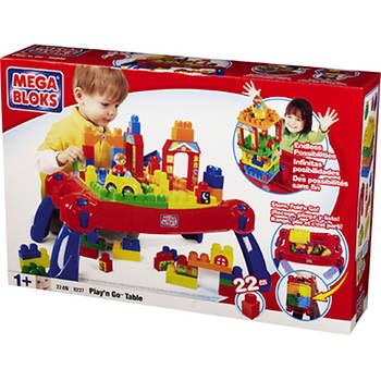 Mega Bloks Play'n Go Table