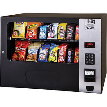 Selectivend 14-Selection Electronic Tabletop Vending Machine