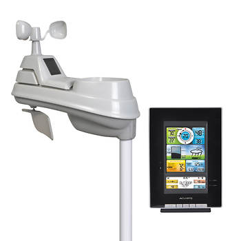 AcuRite 5-in-1 Wireless Color Weather Station