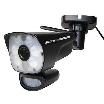 Uniden LightCAM HD Security Camera with Spotlight