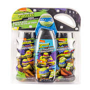 Shopkins or Teenage Mutant Ninja Turtles Bath Set