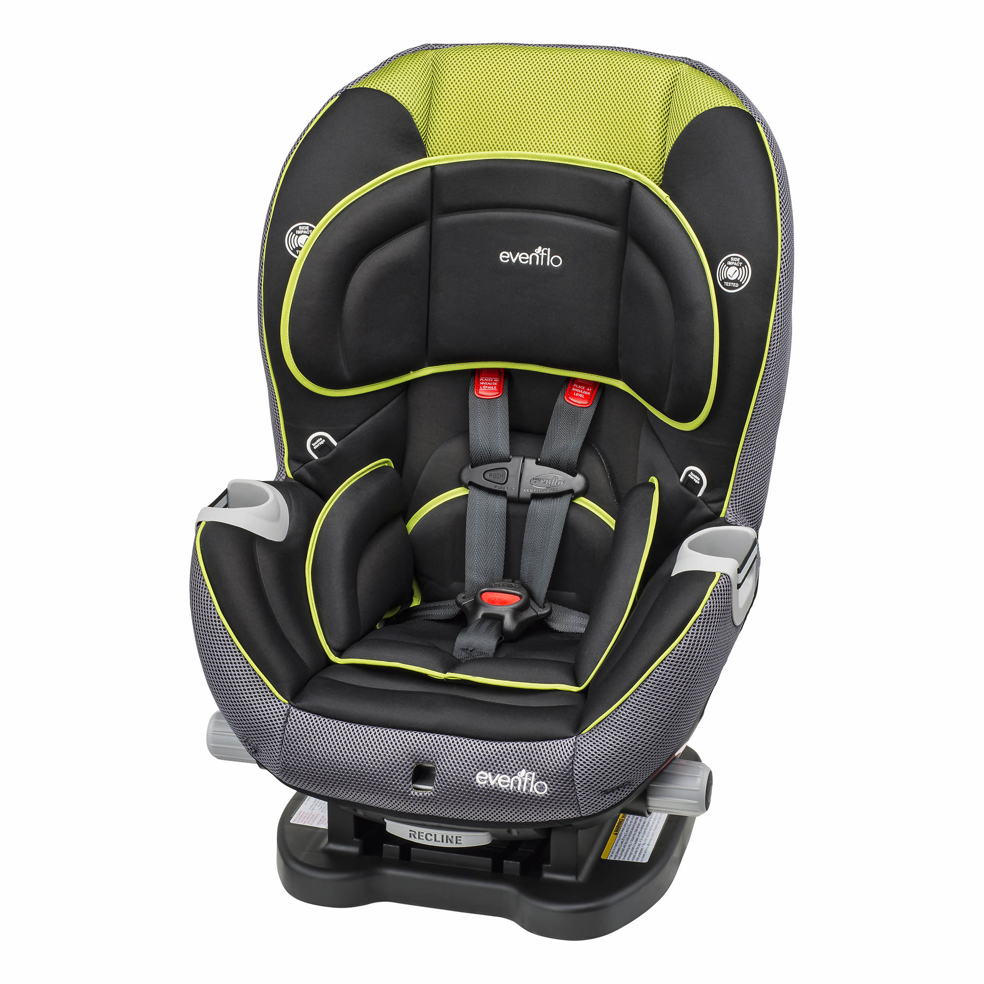 evenflo pro comfort protection triumph lx convertible car seat bj 39 s wholesale club. Black Bedroom Furniture Sets. Home Design Ideas