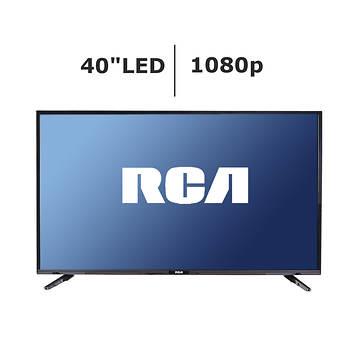 """RCA LED40E45RH 40"""" 1080p LED TV"""