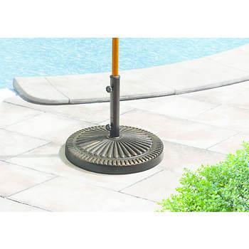 Berkley Jensen Resin Umbrella Base - Bronze
