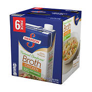 Swanson 100% Natural Chicken Broth, 6 ct./32 oz.