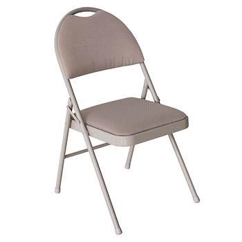 Berkley Jensen Metal Folding Chair, 2 pk.