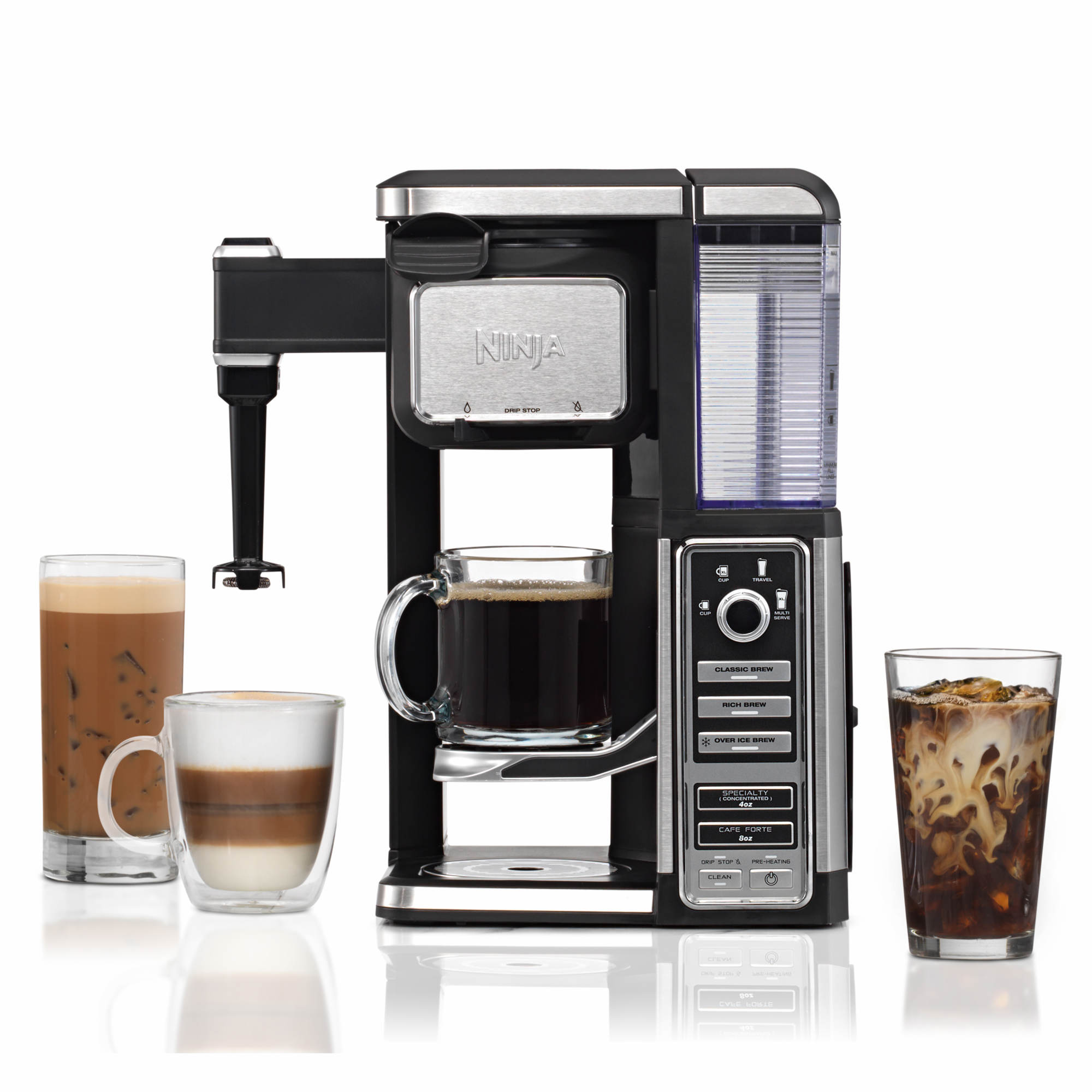 Ninja Coffee Maker Instructions : Ninja Coffee Bar Single-Serve System - BJ s Wholesale Club