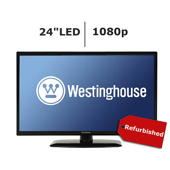 "Refurbished Westinghouse WD24FX1360 24"" 1080p LED TV"