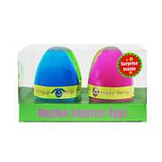 Hugfun Easter Egg Surprise Plush with Sounds, 4 pk.