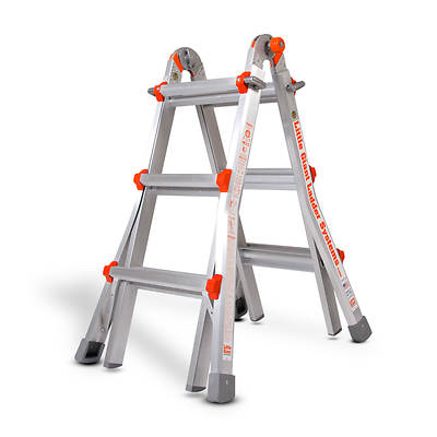 Little Giant Original Type IA 11' Aluminum Ladder System