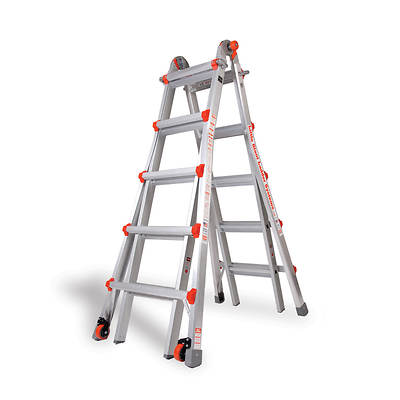 Little Giant Classic Type IA 19' Aluminum Ladder System
