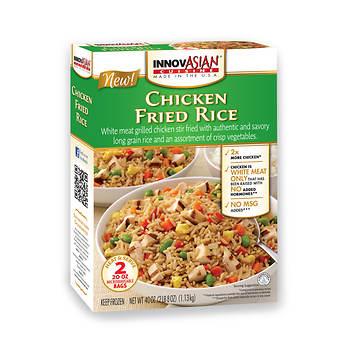 Innovasion Cuisine Chicken Fried Rice, 2 pk.