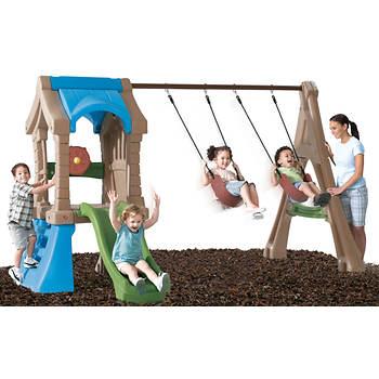 Step2 Play Up Gym Set with Slide