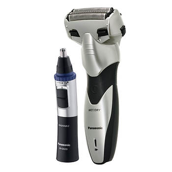 Panasonic Men's Electric Shaver with Trimmer