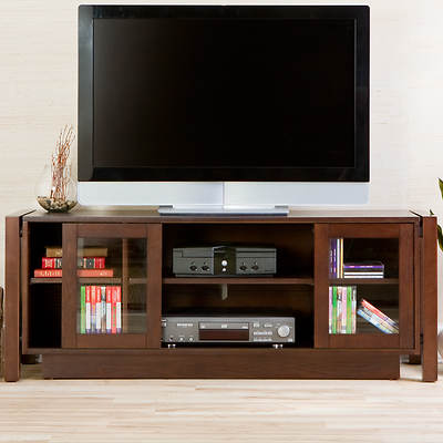 "Upton 52"" Entertainment Center - Espresso"