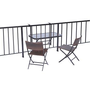 Cityscape Balcony 3-Pc. Bistro Set