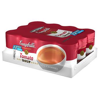 Campbell's Tomato Soup, 12 pk./10.75 oz.