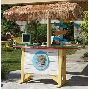 Margaritaville Surfboard Bar
