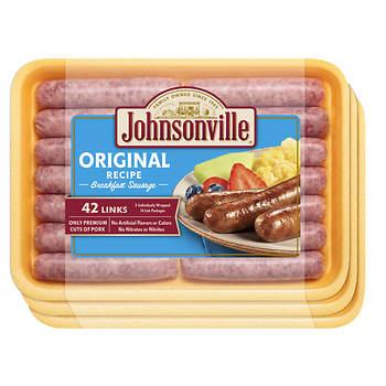 Johnsonville Breakfast Sausage, 3 pk./14 ct.