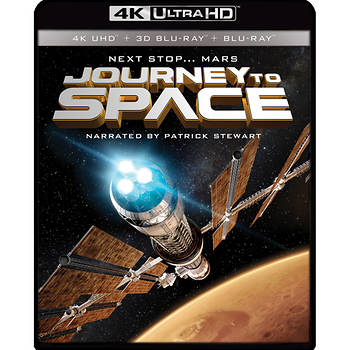 IMAX Journey To Space (Blu-ray)