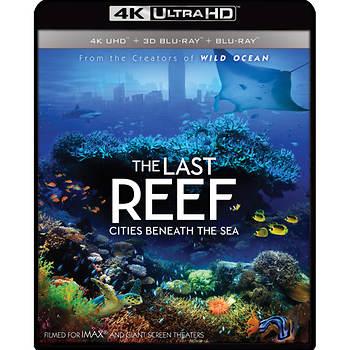 IMAX The Last Reef: Cities Beneath the Sea (Blu-ray)