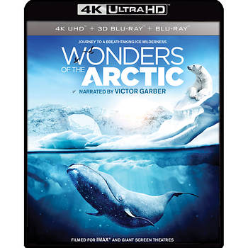 IMAX Wonders of the Arctic (Blu-ray)