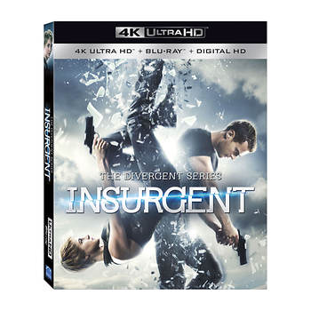 Insurgent (Blu-ray)