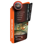 Ready 2 Fish All Species Combination with Tackle Kit - Assorted