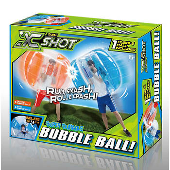 X Shot Bubble Ball - Assorted