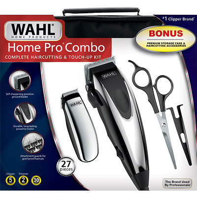 Wahl Home Pro 27-Piece Haircutting Kit