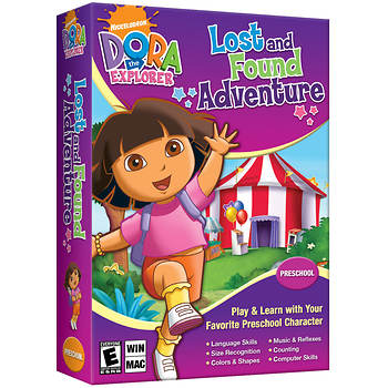 Dora The Explorer Lost & Found Adventure