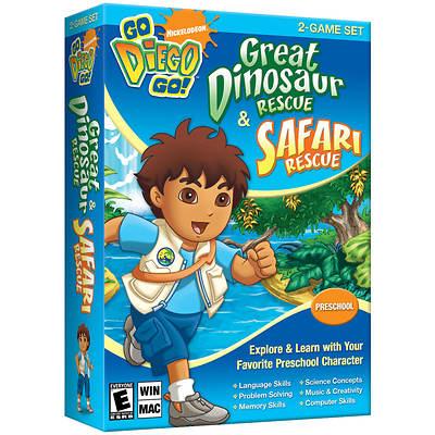 Go Diego Go! Dinosaur & Safari Rescue