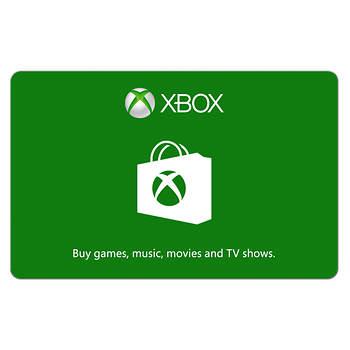 $100 Xbox Microsoft Gift Card
